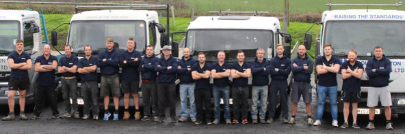 SM Scaffolding Group Photo