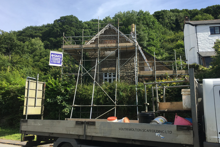Scaffolding for Domestic Home Owners
